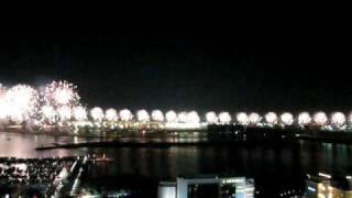 Dubai Atlantis Palm Jumeirah Fireworks Show
