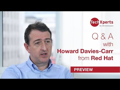 Q&A with Howard DaviesCarr