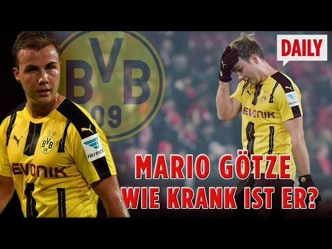 WM-Held Mario Götze ist schwer krank - BILD Daily live 28.02.17