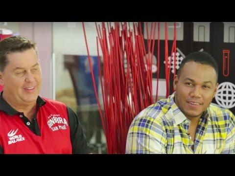 Legendary Aces: Tim Cone and Willie Miller - The GOAT on FOX Sports