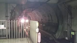 東急8500系 錦糸町進入