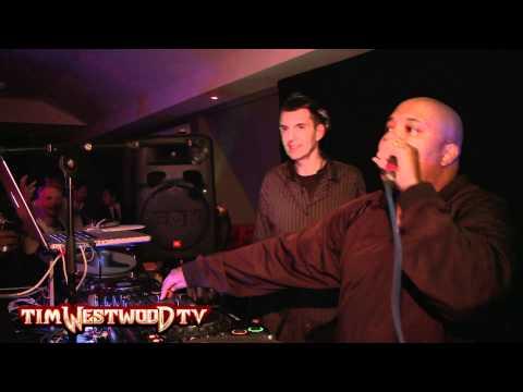 Rev Run live PA in London - Westwood