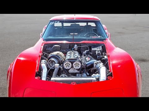 DAMN! They 2JZ Swapped A Corvette!