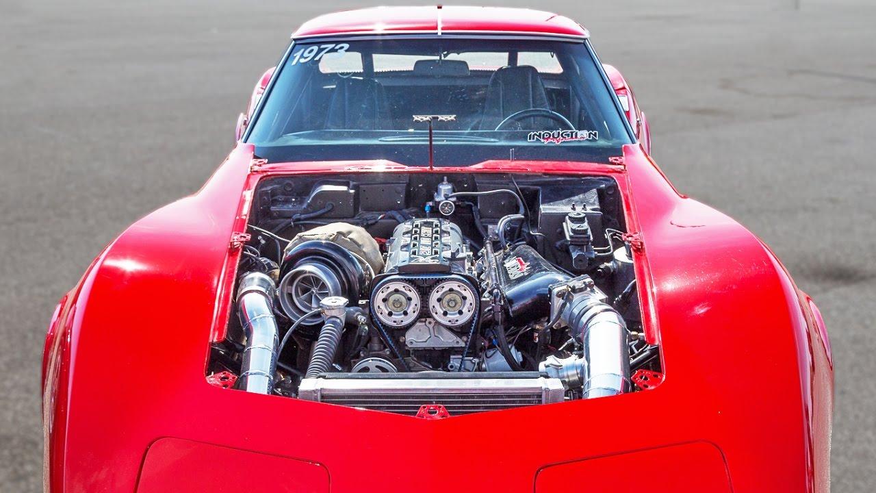Is the Toyota 2JZ Corvette Sacrilege? - The Drive