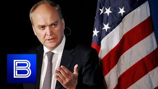 Ambassador Antonov: Ball in US's Court! Russia Ready and Willing to Negotiate New Nuclear Treaty!