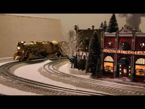 2016 Christmas Train Movie Edited 720 (Warning: a LONG video)