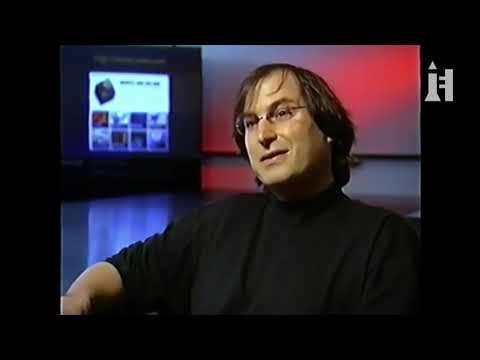 Steve Jobs on why companies fail