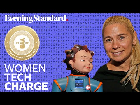 Professor Maja Pantic: How A.I. can make us better humans | Women Tech Charge podcast