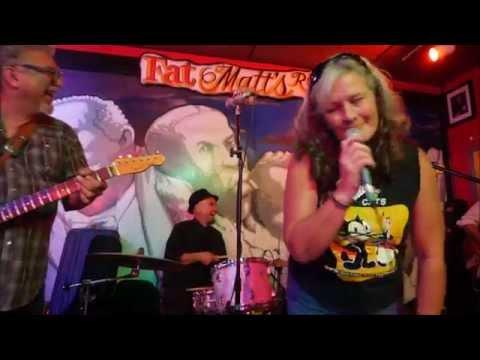 Felix & Cat - Little Red Rooster @ Fat Matt's 25th Anniversary, Atlanta - Fri Sep/11/2015