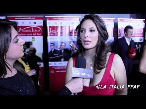Alex Meneses, Nicole Brajer, LA Italia Film Festival