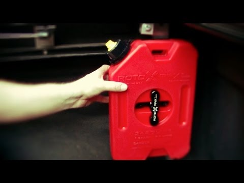 Rotopax Fuel Cans Youtube