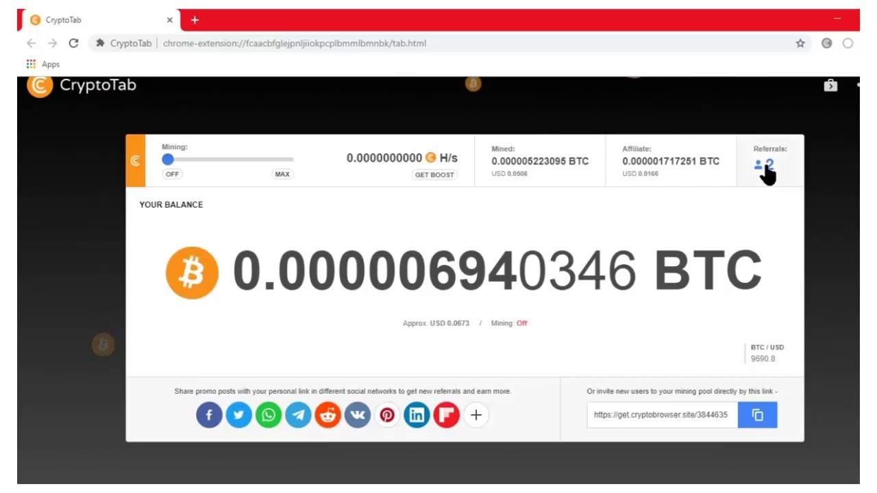 crypto browser legit