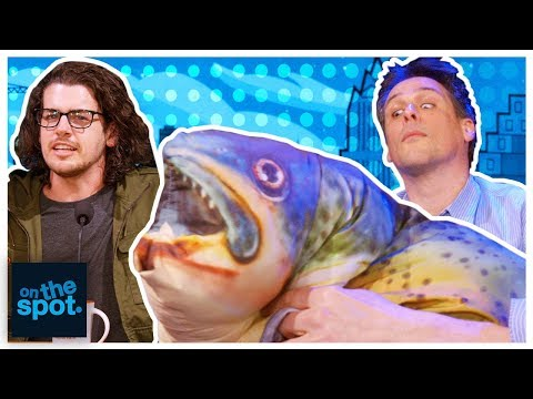 On The Spot: Ep. 119  Joel's Fishy New Girlfriend  Rooster Teeth