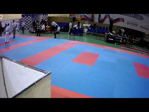 Всероссийские соревнования по каратэ (WKF)