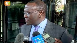EACC grills Health CS Mailu over Ksh5bn theft
