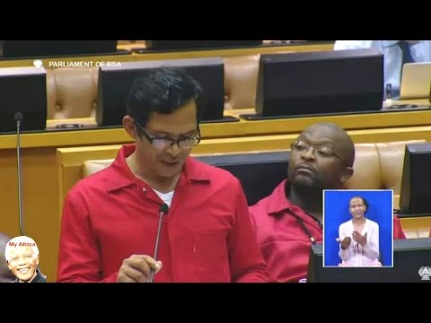 EFF Nazier Paulsen Calls For Free Education