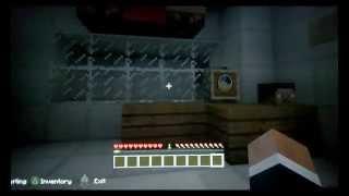 Minecraft PS3: NEW FNaF3 Minigame w/ stoke_city_2011 & Yahirbarraza1005