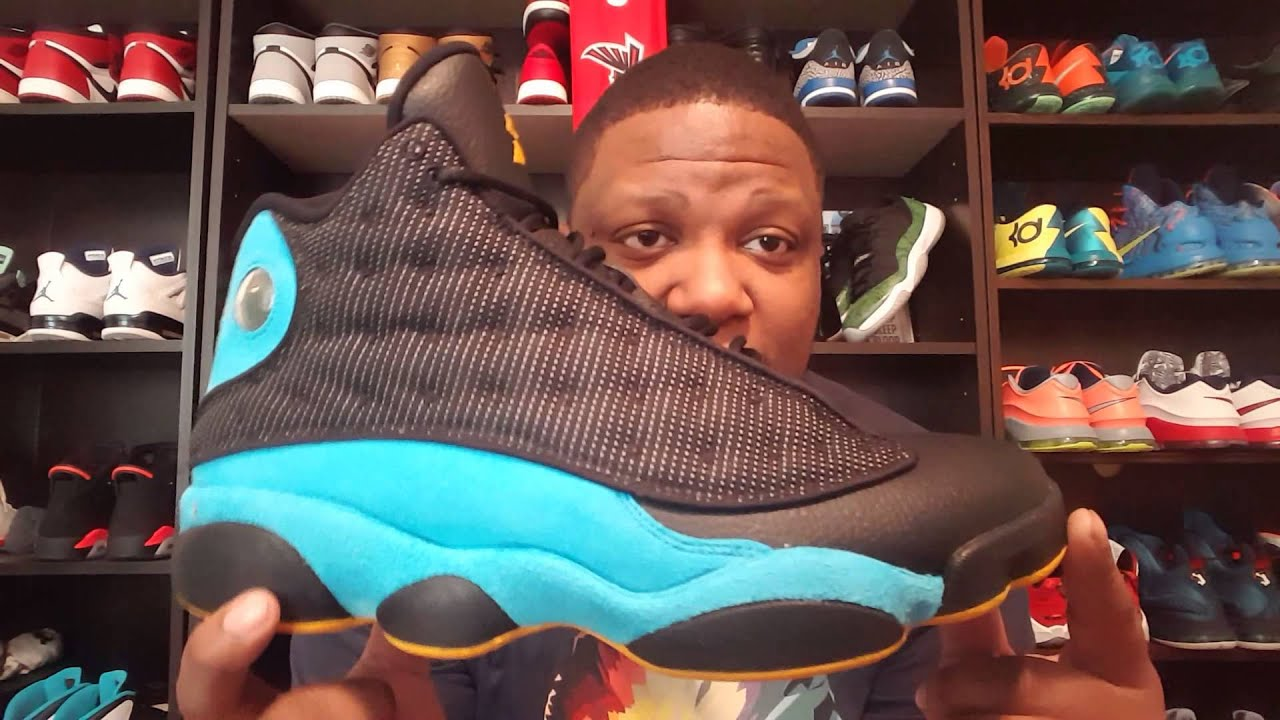 f14c679abe0f4b AIR JORDAN 13 RETRO  CP PE  REVIEW AND ON FEET!!! - YouTube
