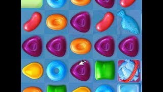 Candy Crush Soda Saga LEVEL 373 ★★★STARS( No booster )