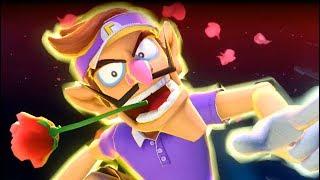 Mario Tennis Aces - Waluigi Gameplay Showcase | Online Tournament! [Nintendo Switch | Episode 4]