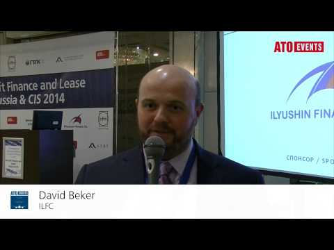 David Beker,  ILFC at Aircraft Finance and Lease Russia and CIS
