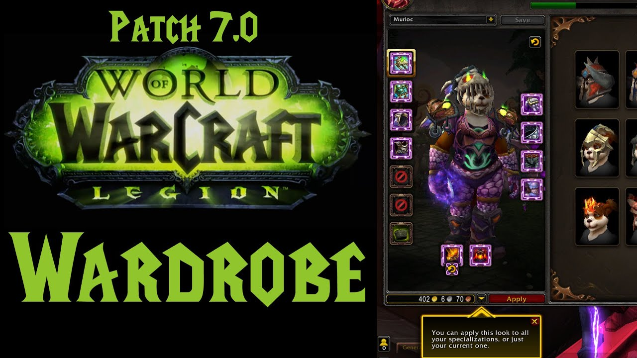 Altoholic Addon character and alt management before pre-patch - wow adventurer