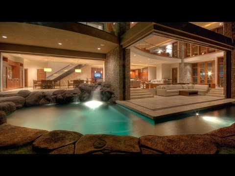 Luxury Home Design Ideas : Stunning New Luxury Residence In Hawaii By Arri  Lecron Architects