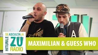 Maximilian si Guess Who - Au, ma frige! (Live la Radio ZU)
