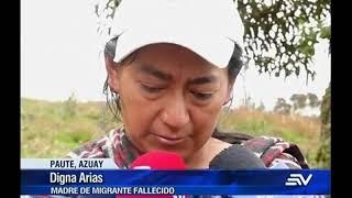 Muere en EEUU migrante ecuatoriano