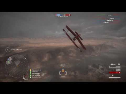 Fighter Plane Highlight (Learning to Fly) BF1