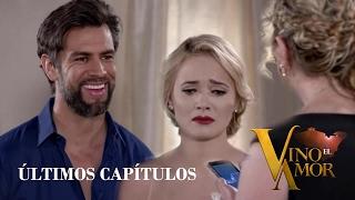 Gambar cover Vino El Amor Graciela Mato a tu Hija Lisa!