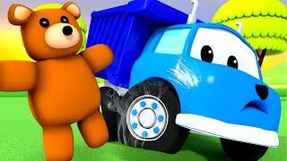 Lerne Autos zu reparieren! Der Unfall - Lerne mit Ethan der Kipplaster
