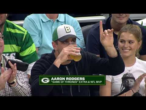 Steinmann - VIDEO: Something Aaron Rodgers Is Not Good At: Chugging Beer