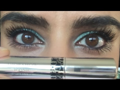 mascara monday dior diorshow iconic overcurl mascara review demonstration youtube. Black Bedroom Furniture Sets. Home Design Ideas