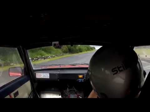 Tynagh Track Day June 26th 2016, Alan Higgins Escort G4 Rwd