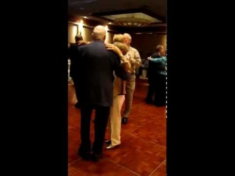 Grandma Patty & Grandpa Jake dominate the dance floor