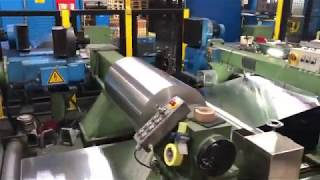Novelis - Walk Through Cold Rolling Mill Department / First Floor