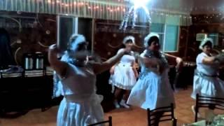 Самый лучший танец снежинок 2013