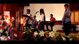 Chamma chamma nachaula/ Nepali Christian song by Dinesh & Aminsara