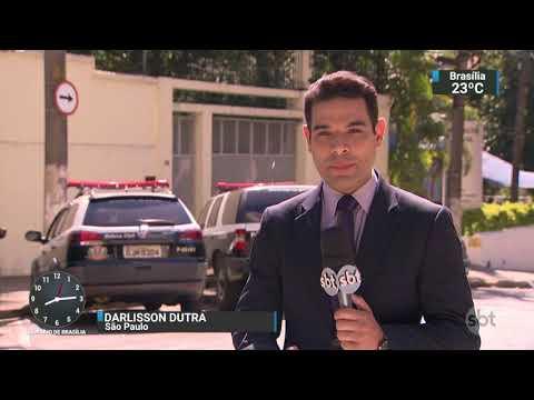 Balão causa transtornos e fecha Aeroporto Campo de Marte | SBT Brasil (15/11/17)
