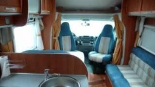 SE VENDE AUTOCARAVANA PERFILADA MC LOUIS STEEL463
