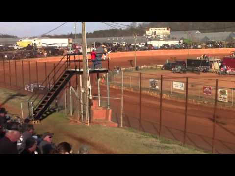 Hartwell Speedway Modified Street Feature Race 3/5/16
