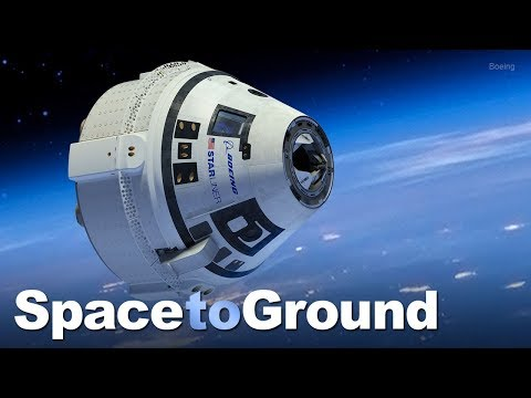 Space to Ground: Extended Duration: 04/12/2019