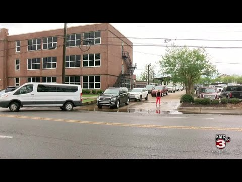 """""""Some normal pace"""" Students at Immaculate Conception Cathedral School get back to the classroom"""