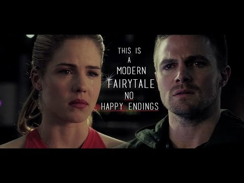 Oliver & Felicity || This is a modern fairytale, no happy endings [+3x05]