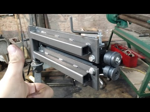 Harbor Freight Bead Roller upgrade