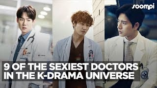 Video 9 Of The Sexiest Doctors In The K-Drama Universe download MP3, 3GP, MP4, WEBM, AVI, FLV November 2018