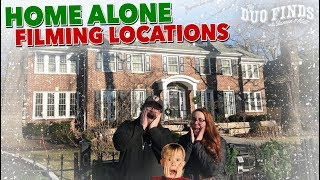 Home Alone Filming Locations Video (9 locations with addresses)