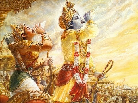 Бхагавад Гита 1.19 - Шринивас прабху