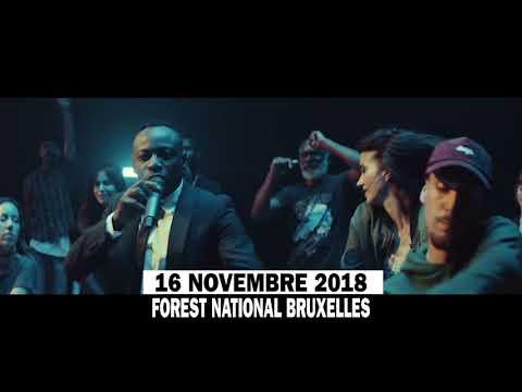 MC Solaar // // Forest National